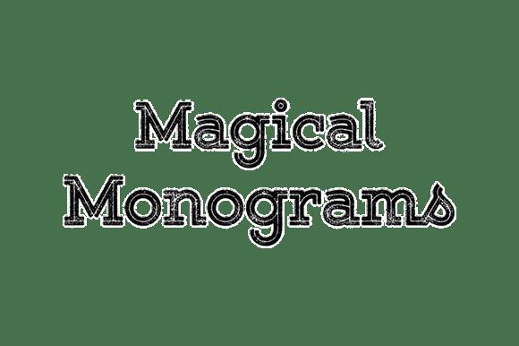 Magical Monograms