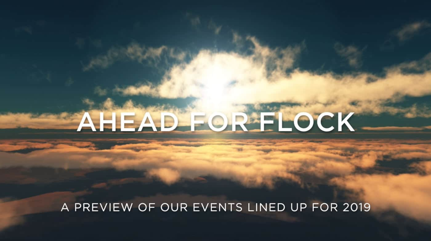 Ahead for FLOCK 2019