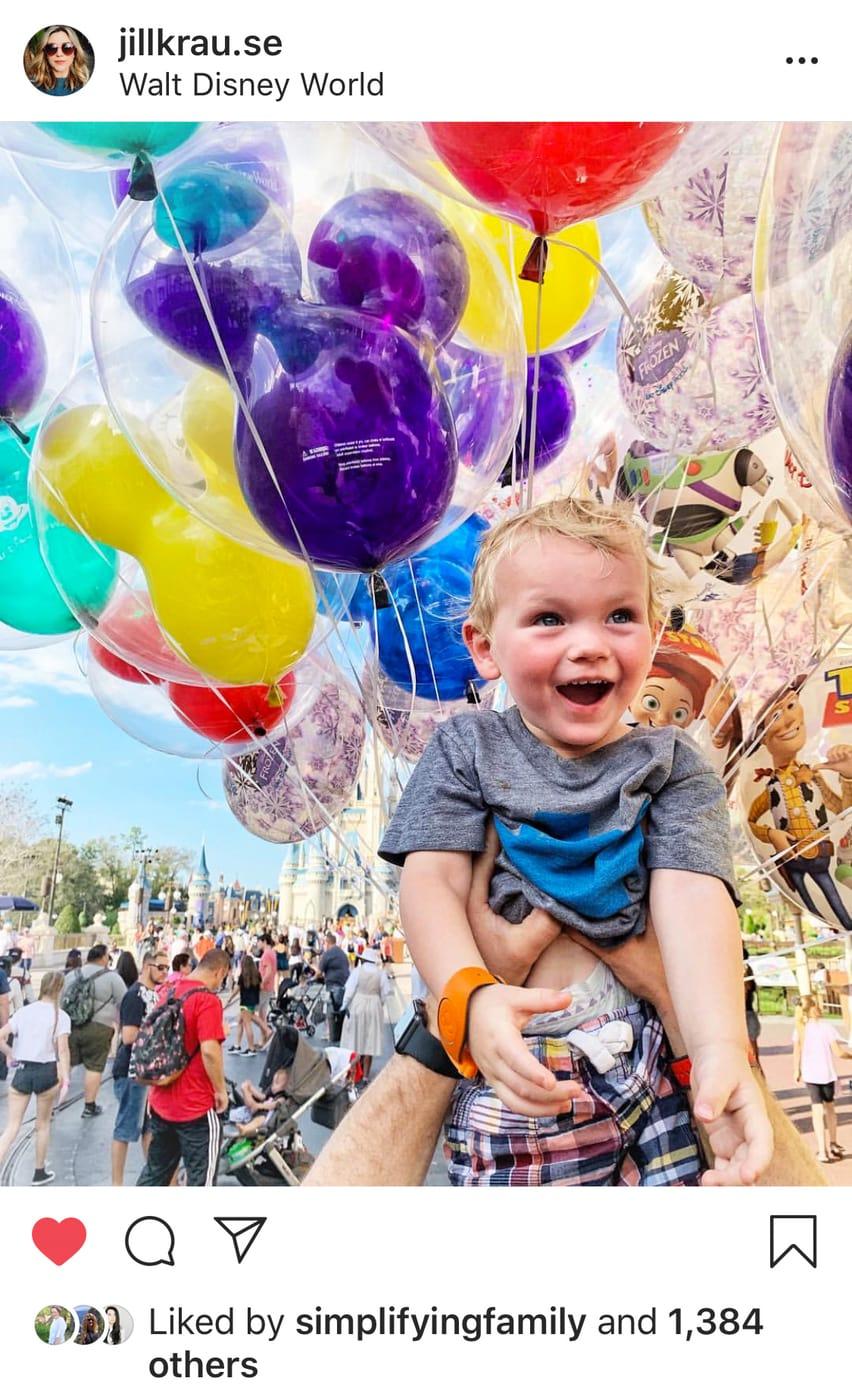 Jill Krause on Instagram: Walt Disney World