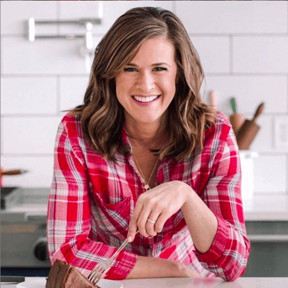 Shauna Sever is The Next Door Baker, cookbook author, baking blogger, television and radio contributor, and mom of two.