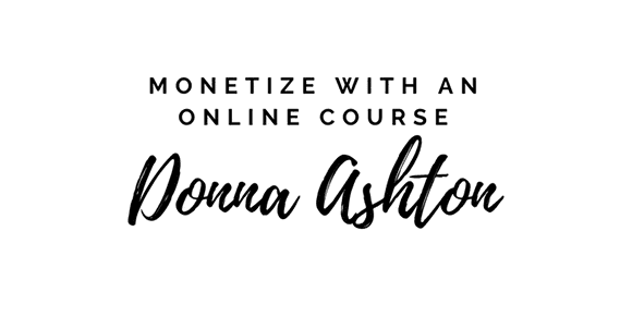Donna Ashton Coaching