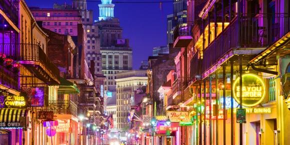 FLOCK New Orleans: February 2020