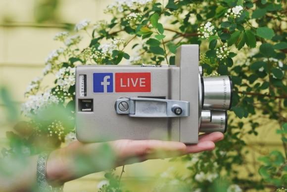 facebook live sticker