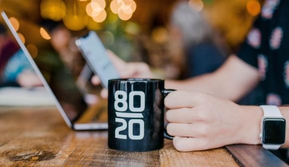 80/20 mug